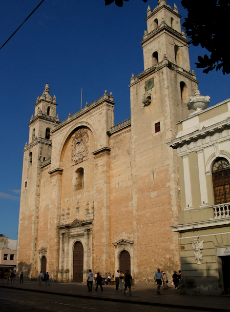 Kathedrale in Merida